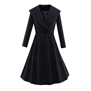 50's Manches Vintage Youpue Style À Swing Mongues Femmes Robe 60's BRRqw65Ta