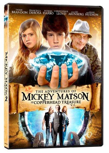The Adventure of Mickey Matson and the Copperhead Treasure