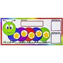 Caterpillar Token Board
