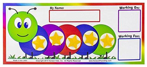 Kenson Kids Caterpillar Token Board product image