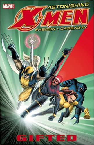 Amazon.com: Astonishing X-Men, Vol. 1: Gifted (9780785115311): Cassaday,  John, Whedon, Joss: Books