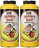 Anti Monkey Butt Powder 6 Ounce, 2 Count