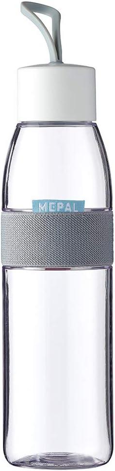 Mepal Bouteille Ellipse Transparent