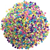 Pastel Candy Quins 1/2 lb by OliveNation