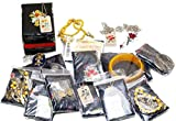 ED HARDY WHOLESALE MIXED LOT OF JEWELRY ~ 10 pieces all w/ COA