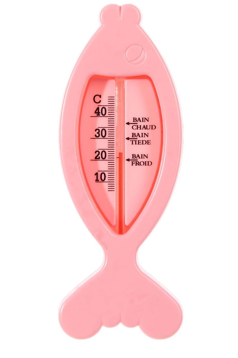 Thermomètre de bain poisson - King Bear