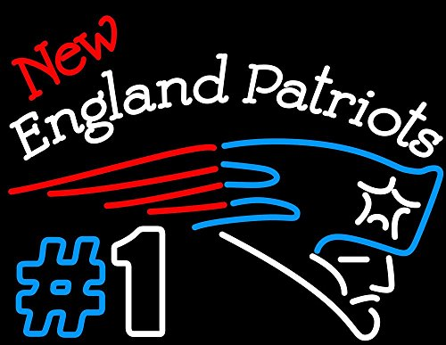 New England Patriots Neon Sign - Urby™ 24