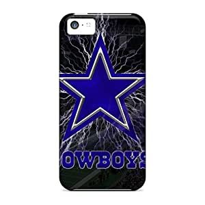 Iphone Cover Case - Dallas Cowboys Protective Case Compatibel With Iphone 5c