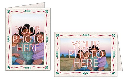 Photographer's Edge, Photo Insert Card, Natural with
