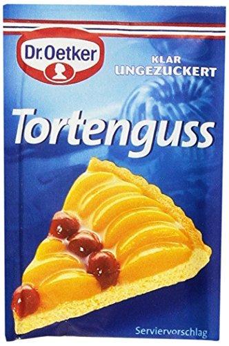 - Dr. Oetker Tortenguss klar