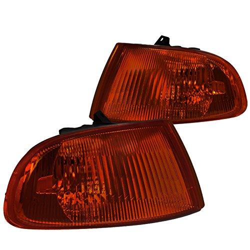 94 honda civic corner lights - 1