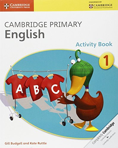 Cambridge Primary English Stage 1 Activity Book (Cambridge International Examinations) by Gill Budgell - Cambridge Shopping Mall