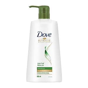 Dove Hair Fall Rescue Shampoo, 650ml