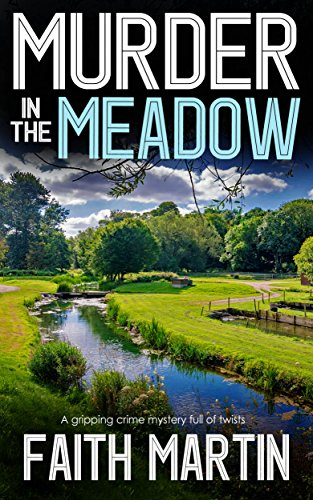 MURDER IN THE MEADOW a gripping crime mystery full of twists cover
