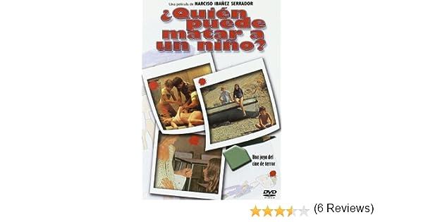 ¿Quién puede matar a un niño? (Sony) [DVD]: Amazon.es: Lewis Fiander, Prunella Ransome, Narciso Ibáñez Serrador, Manuel Salvador: Cine y Series TV