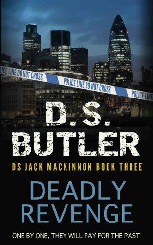 book cover of Deadly Revenge