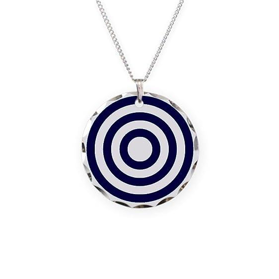 Amazon Cafepress Urantia Trinity Symbol Charm Necklace With