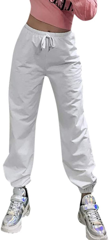 STRIR Pantalones Deportivos para Mujer Sueltos de Playa ...