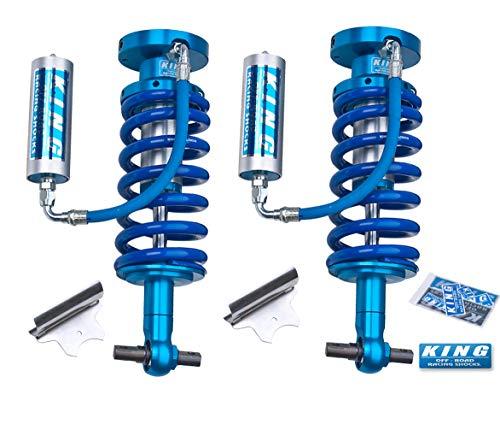 King Shocks 25001-148 Adjustable Coil-Over Shock - Pair (External Reservoir)