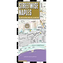 Streetwise Naples Map - Laminated City Center Street Map of Naples, Italy