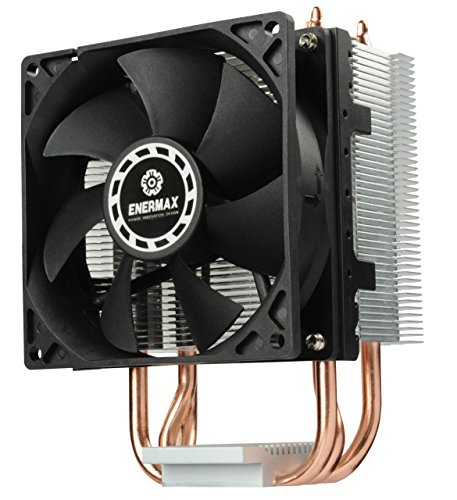 (Enermax ETS-N30 ll Compact Intel/AMD CPU Cooler with Direct Heat Pipes, ETS-N30R-HE)