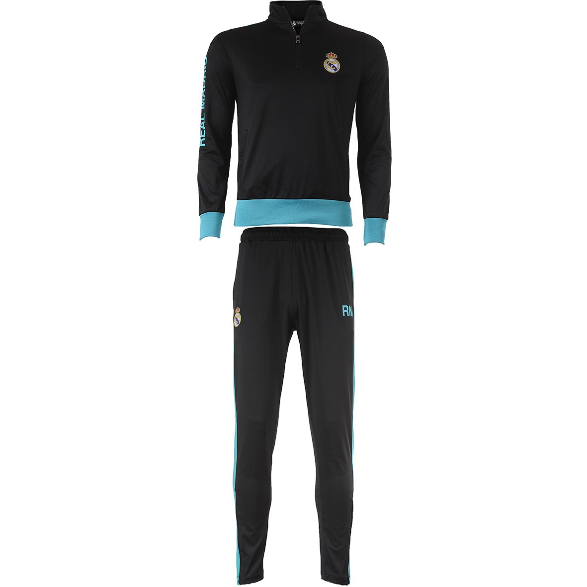 Real Madrid rma-sa-8001 N B Set Trainingsanzug Unisex