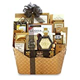 California Delicious  Black Tie Gourmet Gift Basket