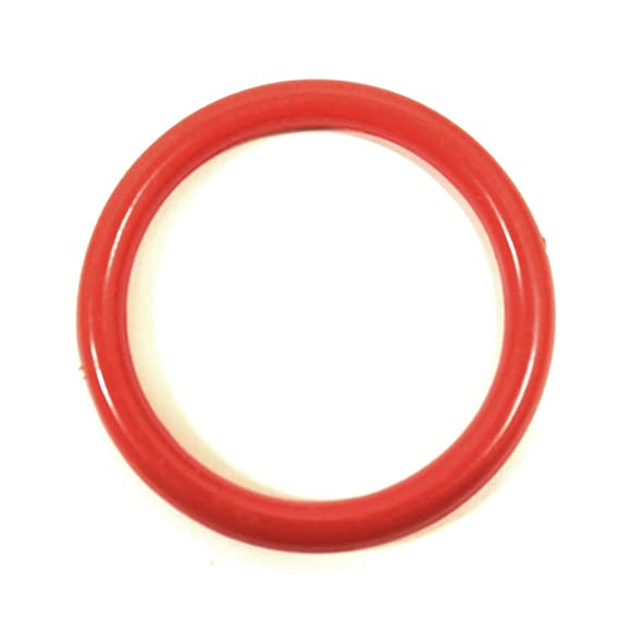 amazon com 144 pack red plastic ring toss rings toss games