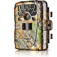 Flexzion Game and Trail Hunting Scouting Camera - 12MP 1080P HD, IP66 Waterproof, PIR Motion Detection Sensor, Wide Angle Infrared Night Vision, Time Lapse Video Audio Digital Recording Surveillance