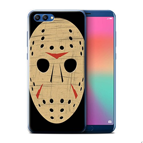 STUFF4 Phone Case/Cover for Huawei Honor View 10/Jason
