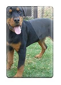 Hot LQpDNTP3188YQvLS Rottweiler Dog Tpu Case Cover Compatible With Ipad Mini/mini 2