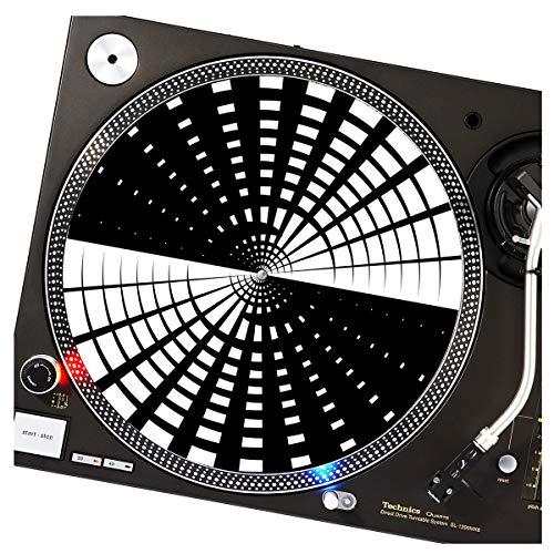 Spy Eye Spy - GLOW Series DJ Turntable Slipmat (glows under black light)