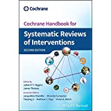 Cochrane Handbook for Systematic Reviews of Interventions (Wiley Cochrane Series)