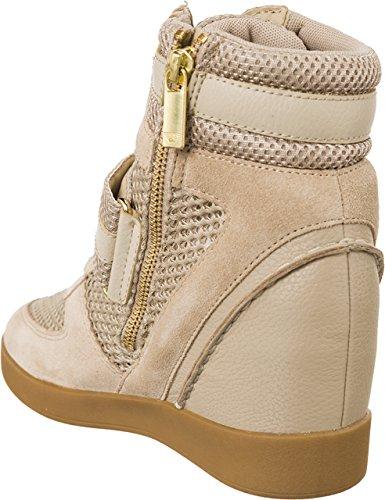 Armani Jeans - Scarpe da Ginnastica Basse Donna