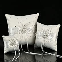 Evertrust (TM) Wedding decorations Wedding Ring Pillow Cushion Pincushion ring Party Decoration casamento decoration mariage decoracion boda