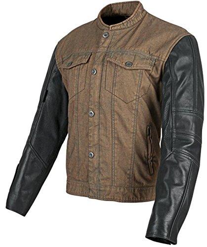 Motorcycle Jacket Brown - 9
