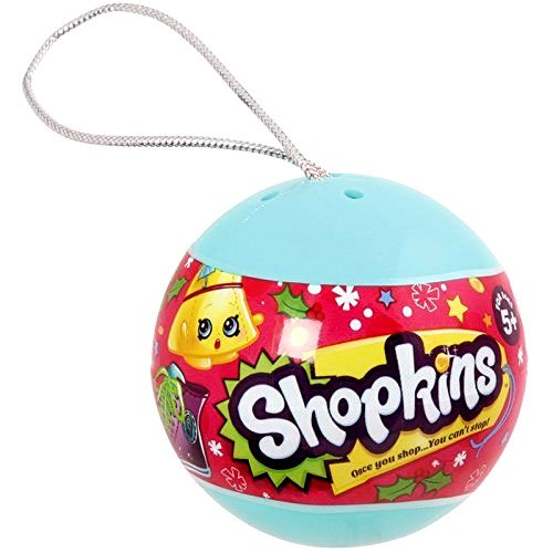 Shopkins - Christmas 2 Shopkins In A Bauble