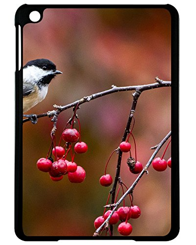 L.Z.Y bird chickadee titmouse iPad Pro (2015 Model 12.9inch) for Hard Plastic Case (Best Electronic Predator Call)