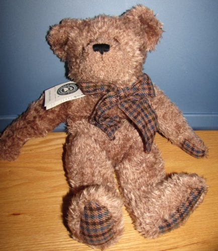 (Boyds Bear Webber Vanguaro Jb Bean Collection New with Tags 1999)