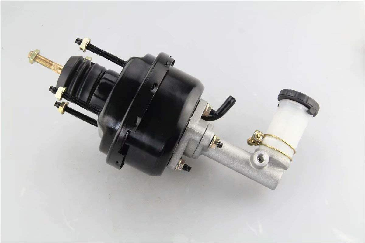 ABB-114 Clutch Booster with Master cylinder COMPATIBLE FOR Nissan PATROL Y60.Y61 TD42 TB42 TD48