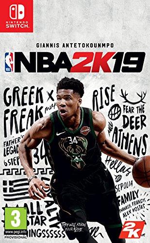 NBA 2K19 (Nintendo Switch)