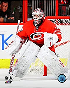 "Cam Ward Carolina Hurricanes 2014-2015 NHL Action Photo (Size: 8"" x 10"")"