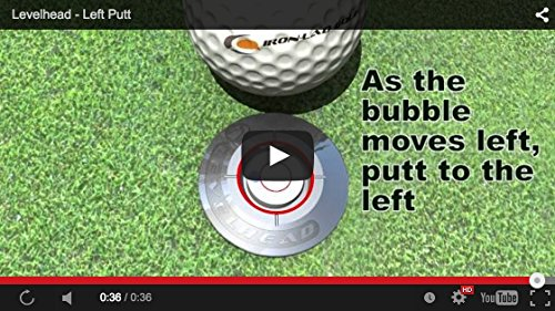 Levelhead Ball Marker Bundle Pack by Iron-Lad Golf (Image #5)