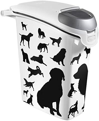 Curver Pet Dry Food Container Dog 23 Litre Amazon Co Uk Pet