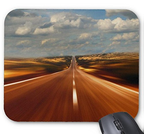 Mouse Mat Country Road Fast Forward Print Mouse (Country Mouse Costume)