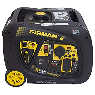 Firman W03083 3000-Watt Portable Generator