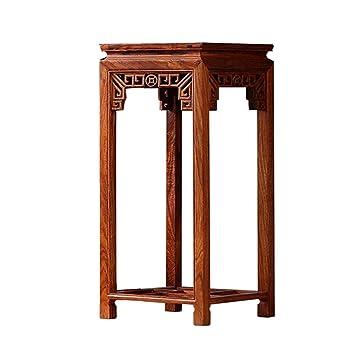 Le mobilier classique en bois solide de support de salon de ...