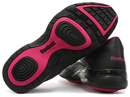 Pink Chaussures Training Reebok overtly Black Low Viva Traintone Noir Femme slv AqwvWPXRw