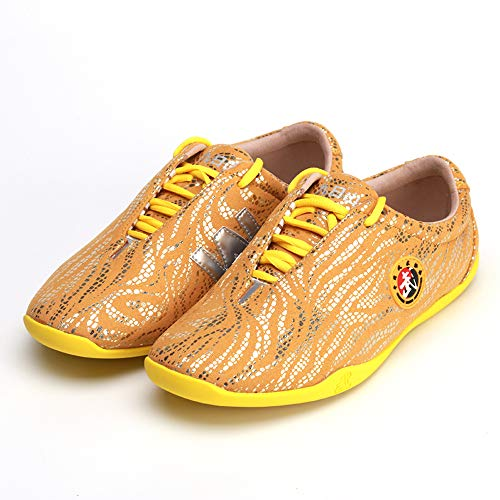WESING Martial Arts Shoes for Tai Chi Kung Fu Training Footwear Wushu Shoes