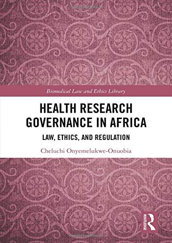 Health Research Governance in